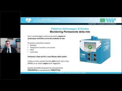 Automotive, Bus di campo, Industria 4.0, Manutenzione industriale, Profinet