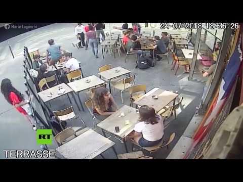 Hombre golpea a una joven tras hacerle comentarios obscenos en Paris