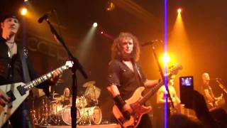 Accept - Losers and Winners - Live at Galaxy Theater - May, 01, 2011