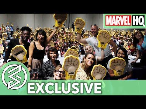 Marvel Rising: Initiation | SDCC Panel