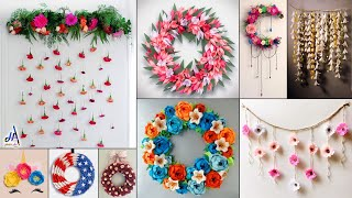 Creative! PAPER WALL HANGING - DIY Room Decor - DIY Projects