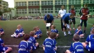 preview picture of video 'Festyn Piłkarski - Akademia Piłkarska Sparta Augustów (02.06.2013)'