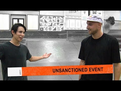 Unsanctioned Game Of S.K.A.T.E. | Sean Malto Vs. Sewa Kroetkov