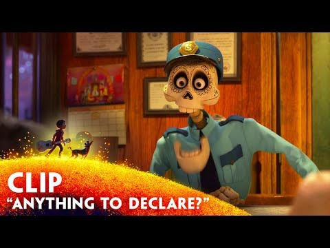 Coco (Clip 'Anything to Declare?')