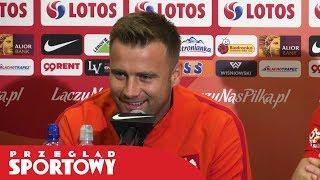 Artur Boruc wspomina swoje momenty w reprezentacji
