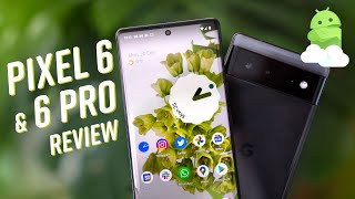 Google Pixel 6 & Google Pixel 6 Pro Full Review: A new era for Pixels!