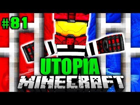 Minecraft Spielen Um Uhr Nachts - Minecraft utopia spielen