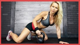 5 Minute Workout #18 - Full Body Burn by Zuzka Light
