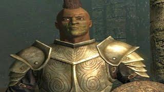 Skyrim Special Edition: KREV THE SKINNER Boss Fight! (SILVER HAND LEADER, LEGENDARY)