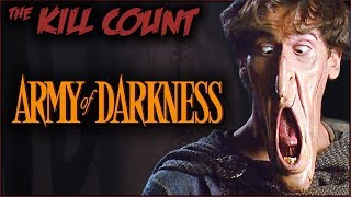 Army of Darkness (1992) KILL COUNT