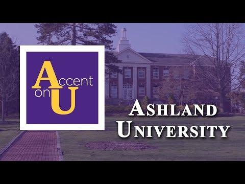 Ashland University: Accent on U!