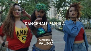 Danchall Manila Feat. Papie Keelo - Gal Dem Time