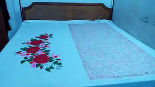 Fabric Painting On Bed Sheets 免费在线视频最佳电影电视节目