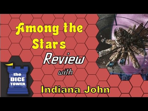 Indiana John (The Dice Tower) reviews Among the Stars