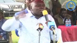 Nandi Senator Cherargei slams Matiang'i for politicking in Kirinyaga