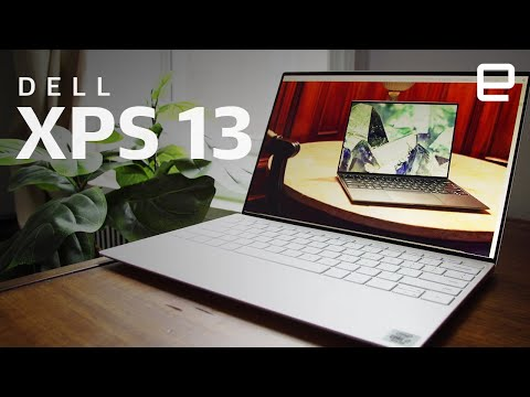 External Review Video upYD2HDAh6I for Dell XPS 13 (9300, MY 2020)