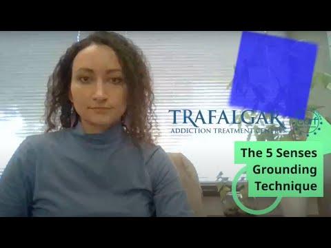 The 5 Senses Grounding Technique by Kinga Burjan