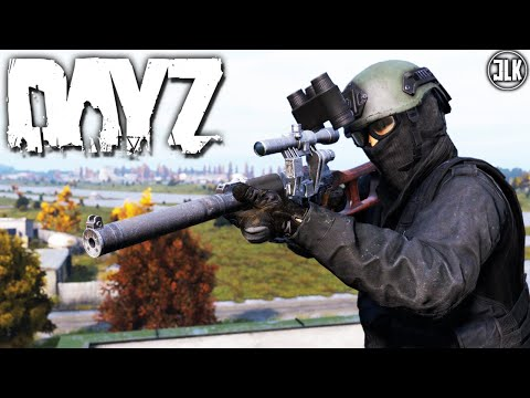 DAYZ 1.03 | Silent but Deadly (VSS Gameplay)
