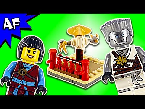 Vidéo LEGO Ninjago 30425 : CRU Masters' Training Grounds (Polybag)