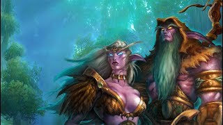 Game Chill out ,World of Warcraft.