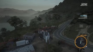 DMS-X900RR - Ghost Recon Wildlands - NEW GAME SOLO Level 10 EXTREME- Livestream