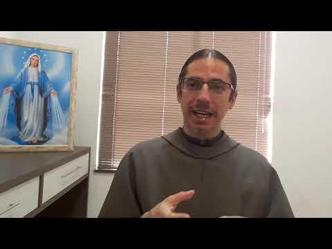 Curso de Mariologia: Maria nas Sagradas Escrituras #07