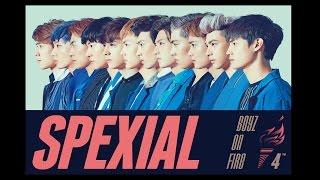 SpeXial - 第四張全新專輯 《Boyz On Fire》 Teaser