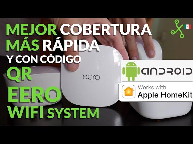 EERO, PROBAMOS y configuramos WIFI MESH para mejorar el internet de nuestra casa
