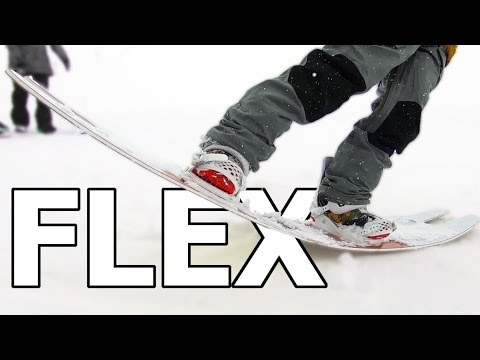 Choosing the BEST Snowboard Flex for You
