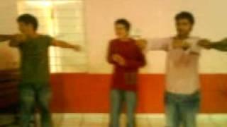 bailando chuchuguagua jaja