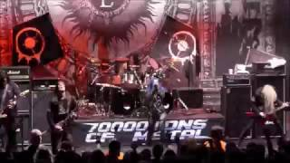 Arch Enemy - Stolen Life - 70000 Tons Of Metal 2017
