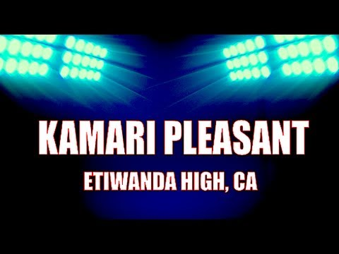 Kamari-Pleasant