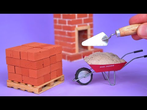 Amazing Mini Construction Kit made for Mini Bricks