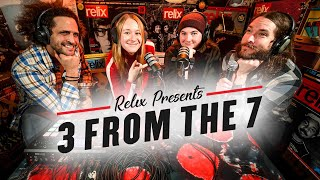 Andy Frasco, Neal Casal Tribute, The Black Crowes Tour | 3 From The 7 Podcast | Relix