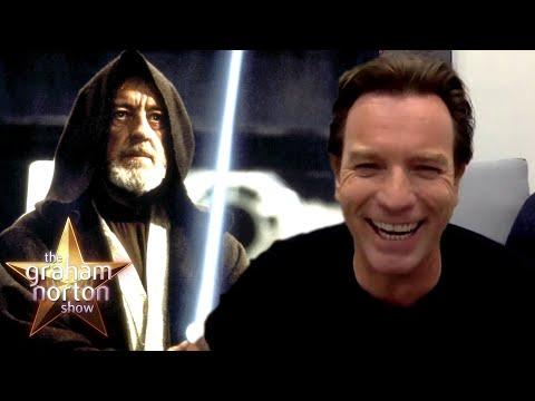 Za kolik se vydražil copánek Obi-Wana Kenobiho - The Graham Norton Show