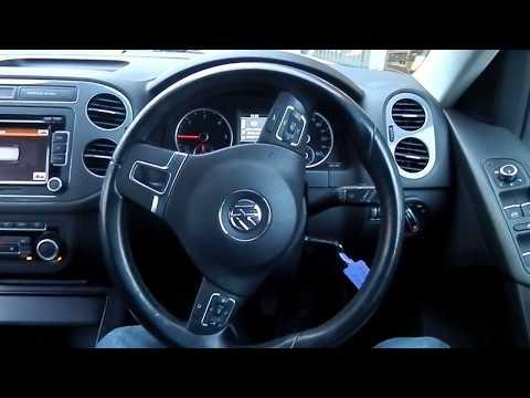Volkswagen Tiguan PJ61HKW – preview of parking assist