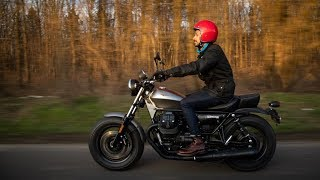 Moto Guzzi V9 Bobber Review | Just for show or can it actually go?