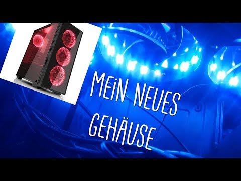 Game Max Draco Gaming Desktop Gehäuse #MeinneuesDing [FULLHD/GERMAN] // THEGREEBYT