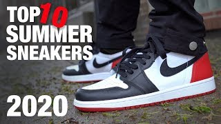 TOP 10 Sneakers For SUMMER 2020