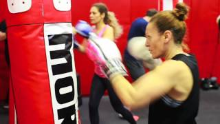 Fitness Boxing classes at ICS (Promo Video)