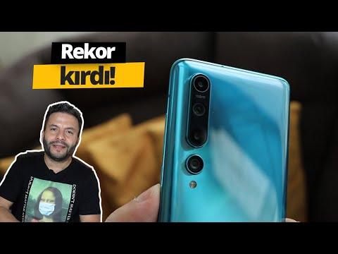 Xiaomi Mi 10 inceleme - Rekortmen telefon elimizde!