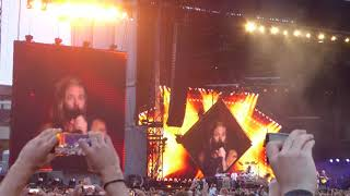Foo Fighters - Under Pressure - Trabrennbahn Bahrenfeld, Hamburg - 10.06.2018