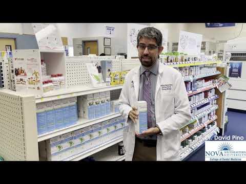 Dr. David Pino, Nova University Pharmacy
