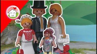 Playmobil Film Deutsch Die Hochzeit Von Kommissar Overbeck Und Sarah Von Family Stories/ Kinderfilm