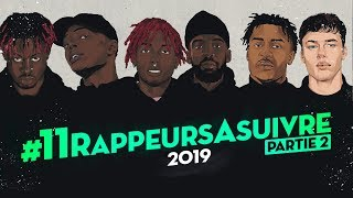 Freestyle #11RappeursASuivre 2019 Part.2 (Bolémvn, Da Uzi, Gianni, Youv Dee, 100blaze, Nelick)