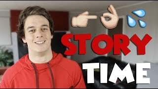 I CAME IN 3 SECONDS | MY FIRST TIME | STORYTIME | Absolutely Blake - Video Youtube