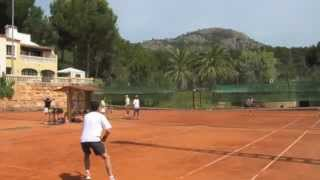 preview picture of video 'JMTennis Holiday in Mallorca'
