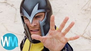Top 10 Villain Signature Powers from Movies