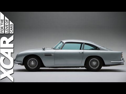 Aston Martin DB5 and Centenary Vanquish: Heroes Past and Present - XCAR