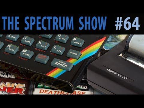 Oglądaj: The Spectrum Show Ep64